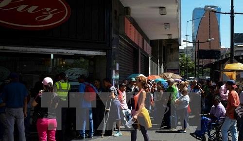 """Standard & Poor′s tuyên bố Venezuela """"vỡ nợ có chọn lọc"""""""