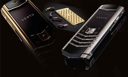 Vertu bị ′kẻ thù′ của Nokia thâu tóm
