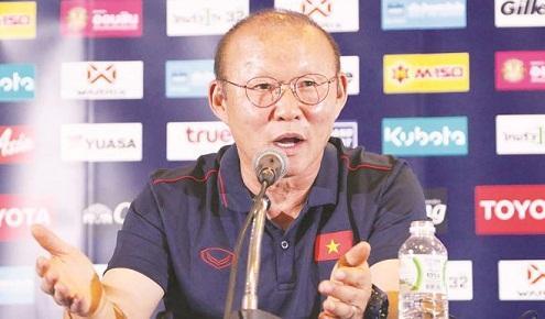 VFF đặt gì lên bàn đàm phán hợp đồng với HLV Park Hang Seo?