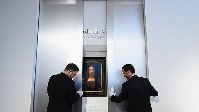 Nhân vật quyền lực đứng sau bức họa trị giá 450 triệu USD của Leonardo da Vinci